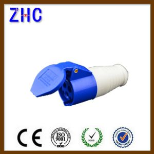 Ce 16A 2p+E 220V Electric Switch Portable Mobile Industrial Socket pictures & photos