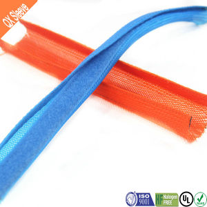 Flexible Hook & Loop Textile Cable Sleeving pictures & photos