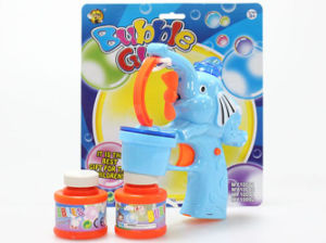 Plastic Bubble Gun with Light Elephant Shape (H7601057) pictures & photos