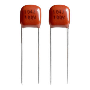 Cl21s Polyester Capacitor