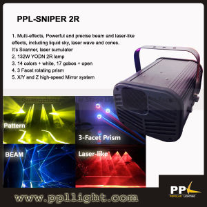 Sniper 2r Light Night Club DJ Scanner Lighting