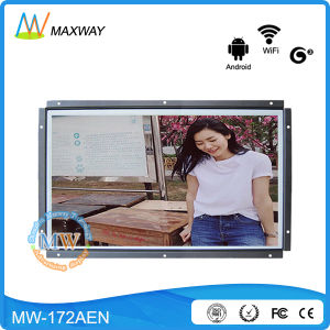 Android 17 Inch LCD Advertising Media Player with WiFi 3G 4G pictures & photos