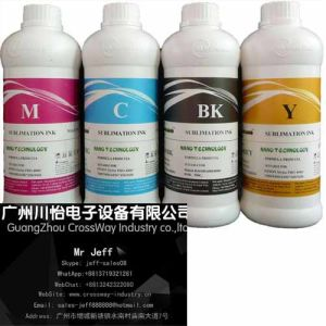 Dye Sublimation Ink for Epson Dx5 Dx7 5113 Head