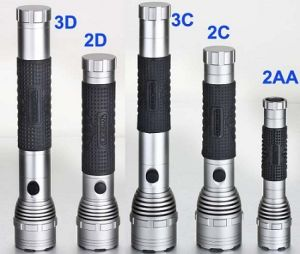 Series Design Aluminum Alloy Xpg R5 5W Powerful Flashlight (LM-051)