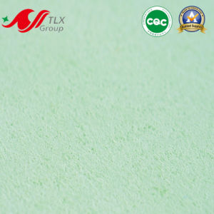 Green Polyester Non Woven Fabric for Shoe Insole