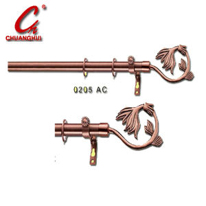 Curtain Pipe Iron Window Rod (CH0205) pictures & photos