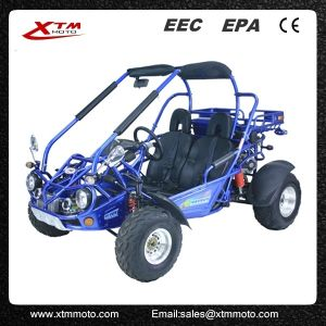 China 300cc Adult Road Legal 2 Seat Pedal Go Kart