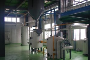 China Hig Qaulity Sesame Oil Refinery pictures & photos