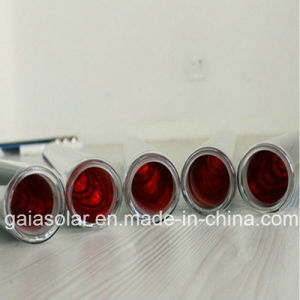 China Solar Energy Vacuum Tube Metal Panel System pictures & photos
