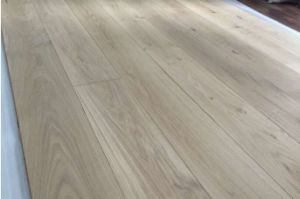 Quality 18mm Unfinished White Oak