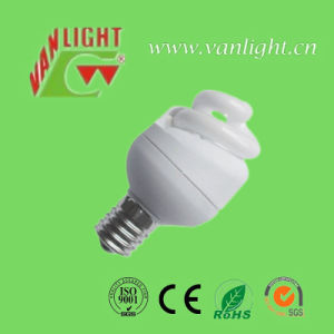 Full Spiral Series CFL Lamps Energy Saver (VLC-FST2-3W-E14)