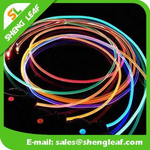 High Quality Promotional LED Glowing Shoelace (SLF-NS014)
