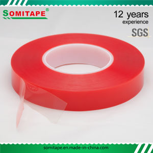 Somi Tape Sh338 Pet Red Tape/Red Pet Film for Indoor and Outdoor Acrylic Board pictures & photos
