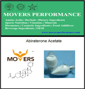 High Quality Best Selling Abiraterone Acetate with CAS No: 154229-18-2 pictures & photos