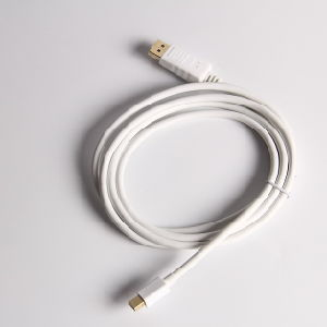Mini Displayport to Displayport Cable pictures & photos