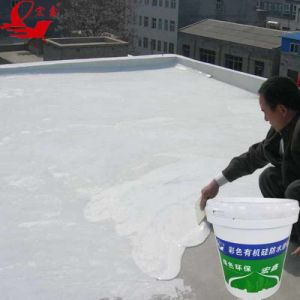 Roof Bathroom Wall Waterproof Material Silicone Paint