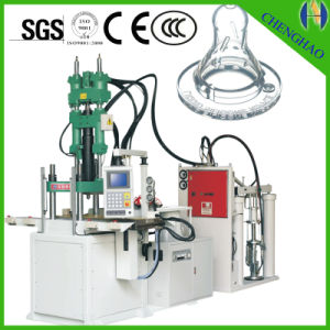 Baby Nipple Making Machine Rubber and Silicone Injection Moilding Machine