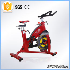 Commercial Fitness Exercise Bike/Indoor Cycle Bike/Exercise Spinning Bike (BSE01) pictures & photos