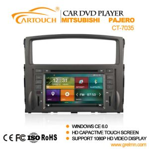 Auto DVD Player for Mitsubishi Pajero