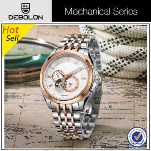High Quality Stainless Steel Swiss Made Watch Mechanical