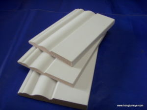 Primed Wooden Skirting Board (SK-119-225) pictures & photos