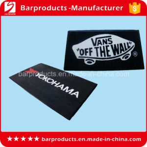 Custom Logo Non Slip Rubber Foot Mat