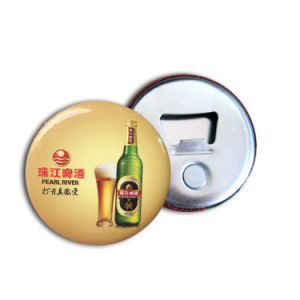 Customer Hot 80mm Factory High Quality ABS 3 in 1 Can Bottle Opener for Promotional Souvenirs Gift pictures & photos
