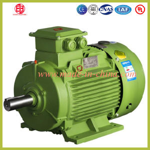 Three Phase Asynchronous Electric Motor 220 V 5 HP pictures & photos