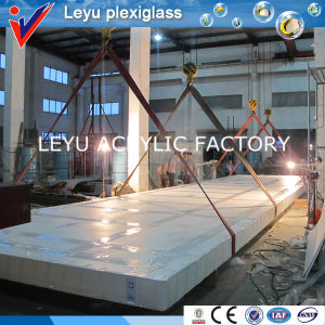 Custom Size Large Sheet UV Resistance Plexiglass Sheet