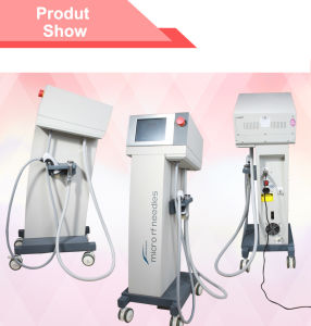 Fractional RF Facial Cleanser /Body Skin Care Beauty Machine (MR18-2S) pictures & photos