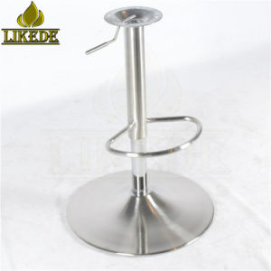 China Hot Sell 304 Stainless Steel Adjustable Swivel Bar Stool Base