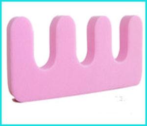China Lulu Nail Nail Buffer Nail Product Toe Separator - China Nail Art, Toe Separator