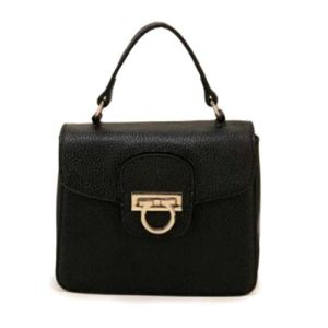 Candy Style Handbag Fashionable Leather Bag (XZ1021) pictures & photos