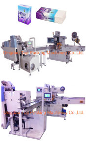 Pocket Tissues Hand Towel Packing Equipment pictures & photos