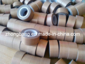 PTFE Coated Fiberglass Fabric with Silicone Adhesive pictures & photos