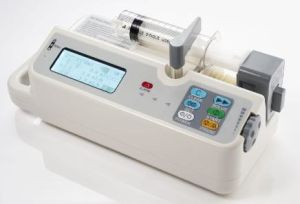 Medical Automatici Syringe Infusion Pump with CE Marked pictures & photos