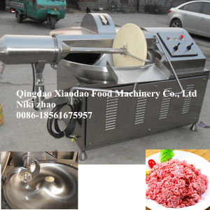 Vegetable and Meat Chopper Machine/ Bowl Cutter pictures & photos