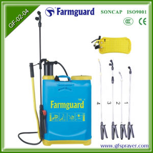16L Manual Sprayer Knapsack Sprayer (GF-02-04)