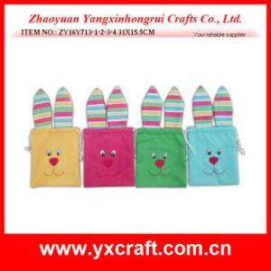 Easter Decoration (ZY16Y713-1-2-3-4) Easter Gift Easter Egg Bag pictures & photos