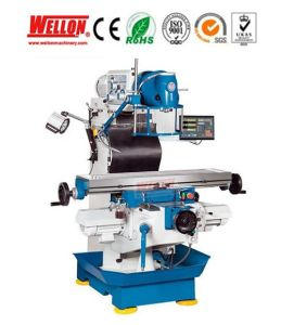 Universal Milling Machine (Milling Machine XL6232) pictures & photos