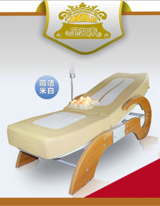2014 Effective Therapeutic Thermal Jade Roling Massage Bed