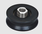 Jinlin Plastic Elevator Roller Bearings pictures & photos