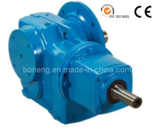 K Series Helical Spiral Bevel Gear Box