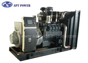 3 Phase 4 Poles 60Hz Generating Set, Power Plant Electric Generator