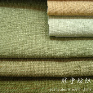 China Decorative Sofa Fabric 100 Polyester Compound With All Color Ranges China Linen Fabric And Upholstery Fabric Price