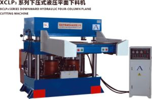 2013 Hot Sale Automatic Four-Column Precise Cutting Machine with Double -Side Feeding Table pictures & photos