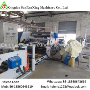 Hot Melt Adhesive Medical Plaster Spraying Machine