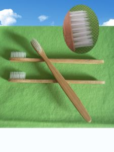 Environmental Adult Bamboo Toothbrush (ABT-001)