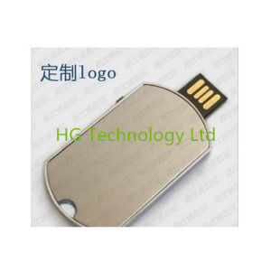 Can Be Customized Logo USB Flash Drive (HGW-090)