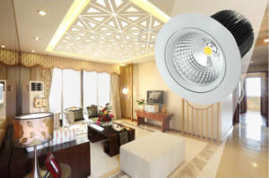 Sales Champion Aluminum Frame 10W LED Dimmable Ceiling Downlight